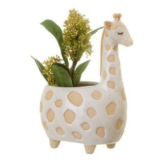 Gina Giraffe Planter