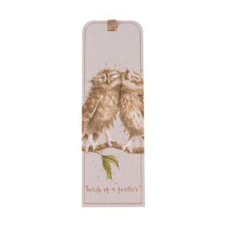 Wrendale Designs Owls Bookmark