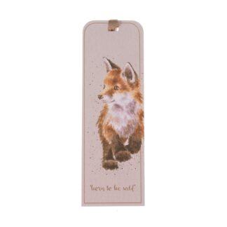Wrendale Designs Fox Bookmark
