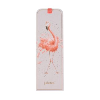 Wrendale Designs Flamingo Bookmark