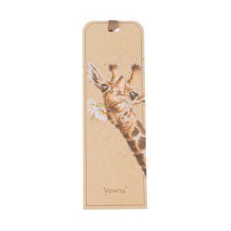 Wrendale Designs Giraffe Bookmark