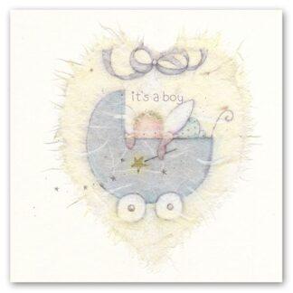 Berni Parker Designs 'It's a Boy'