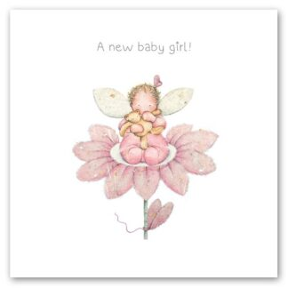 Berni Parker Designs 'A New Baby Girl!'