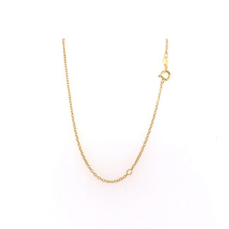 Gold Plated Trace Chain