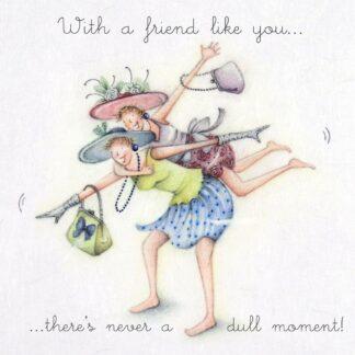 Berni Parker Designs 'With a Friend Like You...'