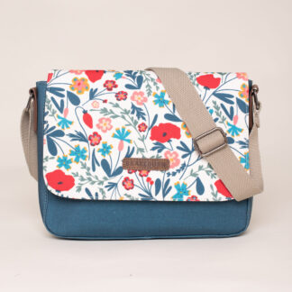 Botanical Saddle Bag