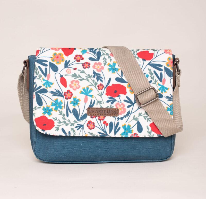Botanical Saddle Bag