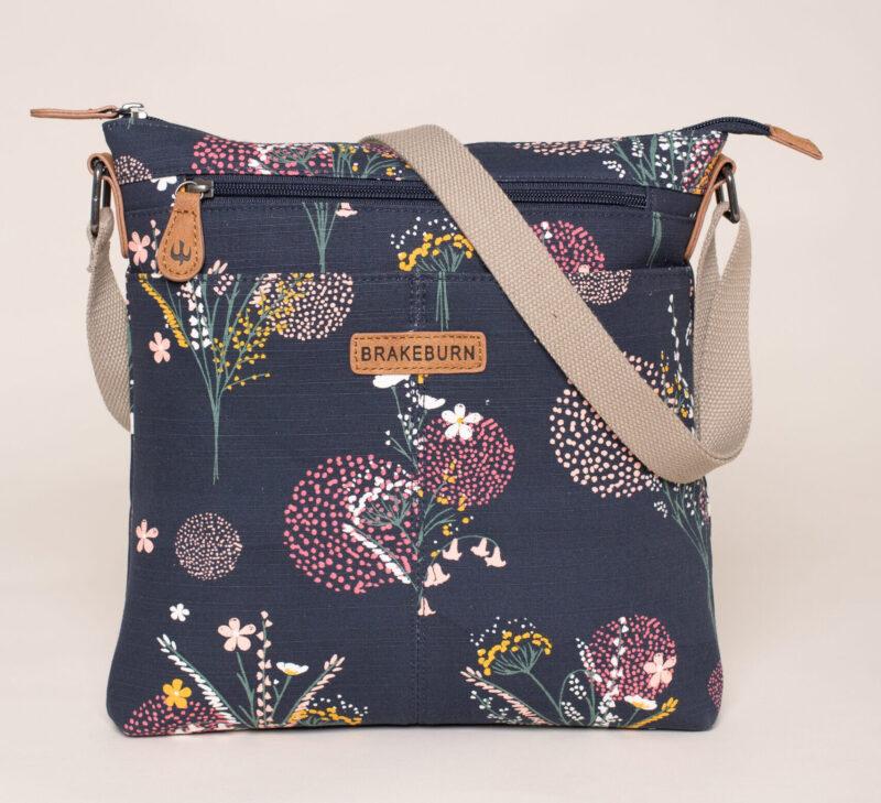 Meadow Flowers Cross Body Bag