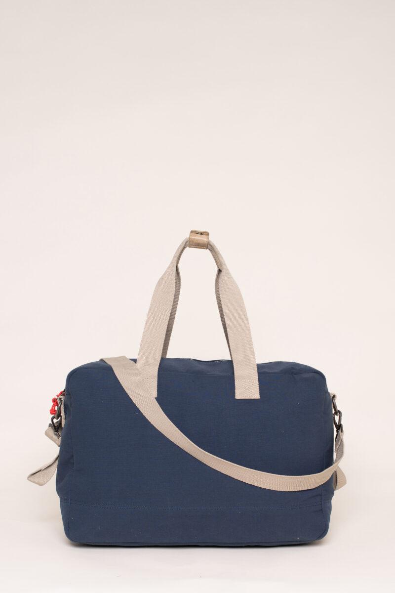 Navy Overnight Bag