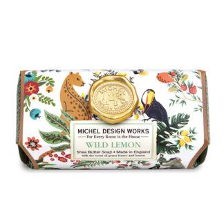 Michel Design Works Wild Lemon Soap Bar