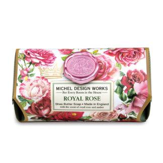 Michel Design Works Royal Rose Soap Bar