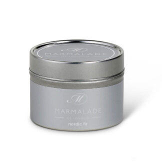 Marmalade Of London Nordic Fir Small Tin Candle